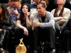 Michelle Trachtenberg at Pistons vs Knicks Game