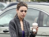 Mila Kunis out and about in Los Angeles