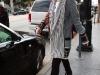 Miley Cyrus at Hollywood Boulevard