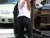 Miley Cyrus leggy Candids in Toluca Lake