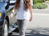 Miley Cyrus out and about in Toluca Lake