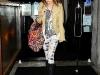 Miley Cyrus with B/F at Katsuya