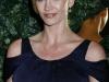 Natasha Henstridge at QVC Red Carpet Event