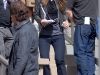 Olivia Wilde on the set of House M.D. in L.A.