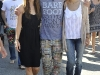 Olivia Wilde supporting 'TOMS Barefoot Walk For A Day Without Shoes'