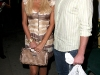 Paris Hilton at Dan Tana's Restaurant in Hollywood