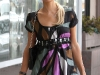 Paris Hilton - Shopping at Melrose MAC in LA