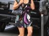 Paris Hilton - Shopping at Melrose MAC in LA
