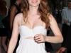 Rachel Bilson cleavaga at Waiting For Forever premiere