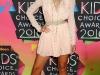 Rihanna at Nickelodeon's 23rd Annual Kids Choice Awards