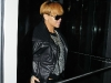Rihanna out and about in Berlin in different outfit