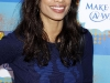 Rosario Dawson at Kevin and Steffiana James Make-A-Wish Event