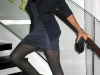 Rosario Dawson Leggy at Whitney Biennial AfterParty