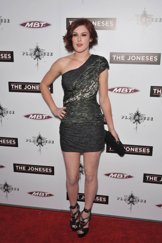 Rumer Willis at The Joneses Premierein LA