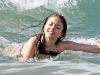 Sarah Hyland bikini in Hawaii