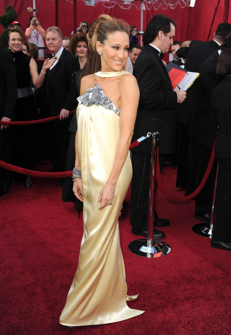 Sarah Jessica Parker at 82nd Annual Academy Awards