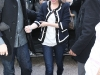 Selena Gomez tight jeans at Capital Radio studios in London