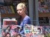 Sophie Monk - Out and about candids in Los Angeles