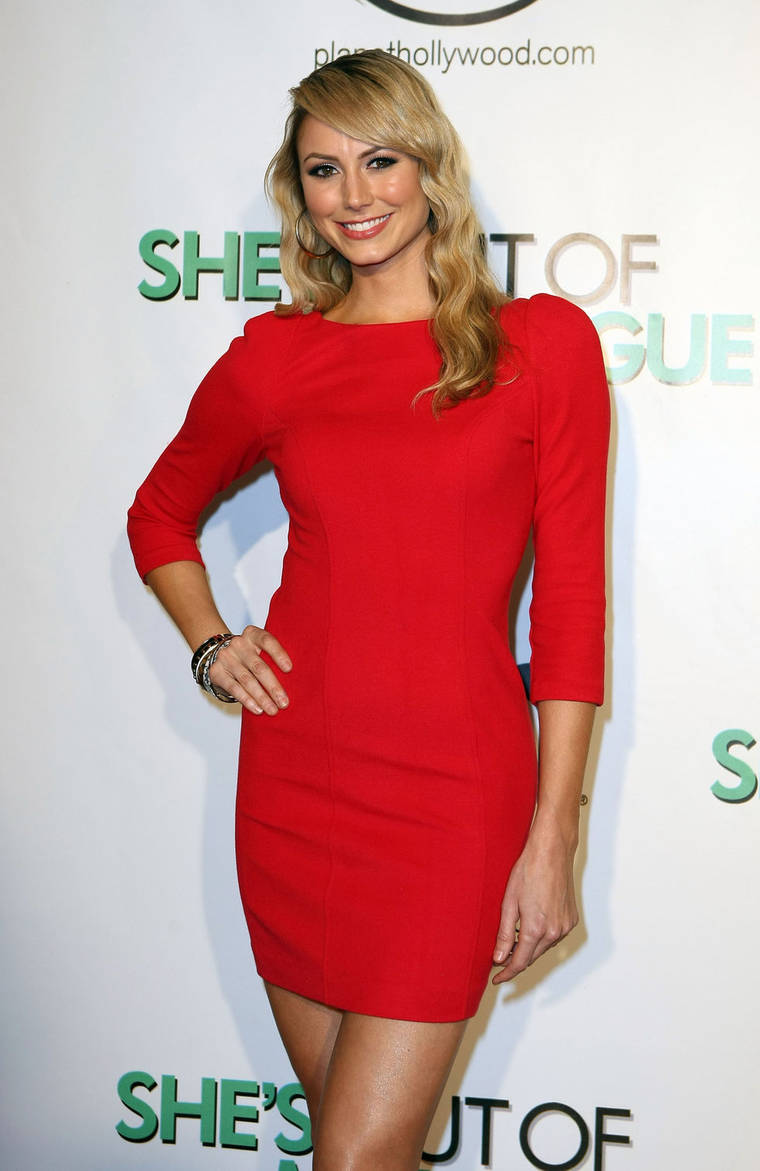 Stacy Keibler - She's Out Of My League premiere in Vegas