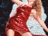 Taylor Swift at Fearless tour in Tampa