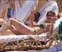 Teri Hatcher in a bikini at Hawaii