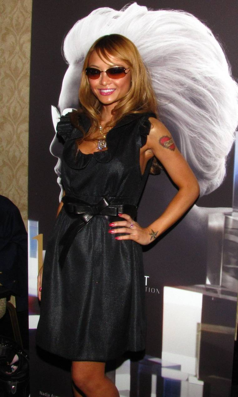 Tila Tequila at The Academy Awards Secret Gifting Suite in Los Angeles