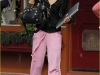 Vanessa Hudgens at Aroma Cafe in Los Angeles