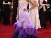 Zoe Saldana at 82nd Annual Academy Awards
