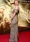 Abbie Cornish at Sucker Punch premiere in London
