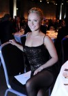 Hayden Panettiere leggy in black stockings at Steiger Award in Bochum