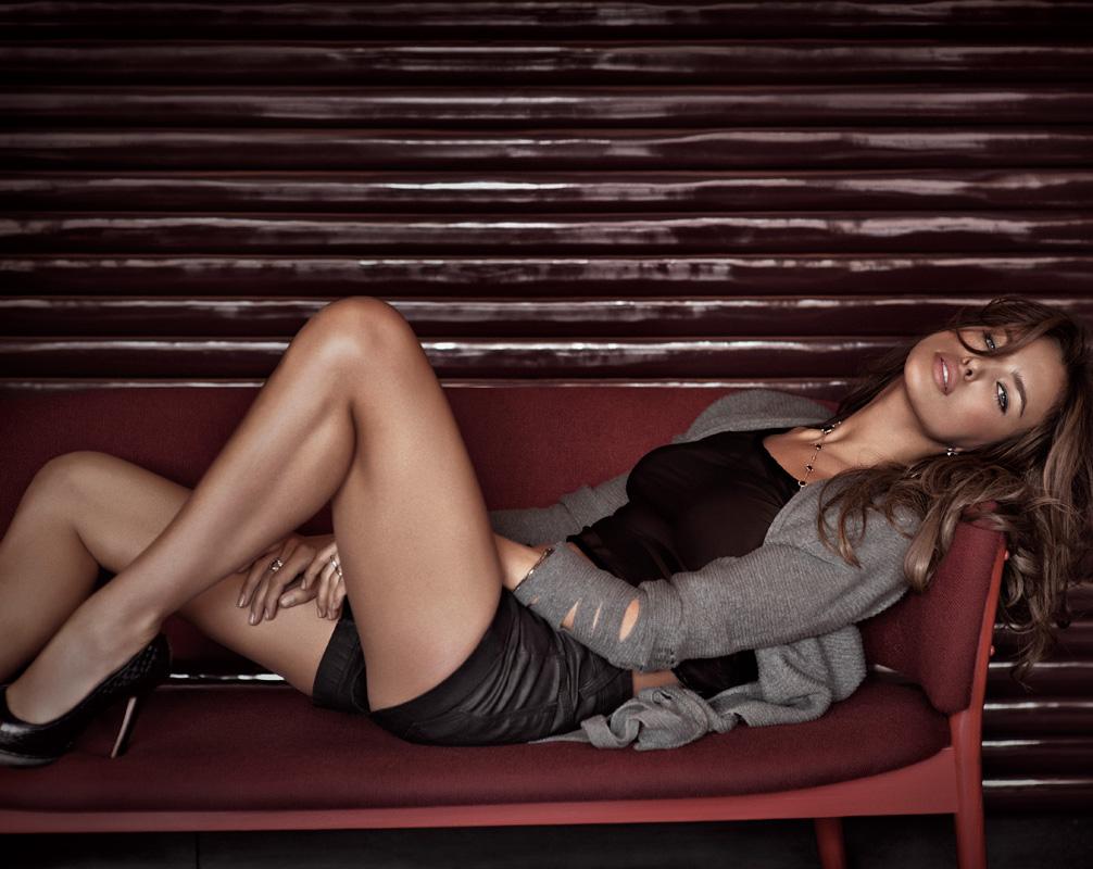 Irina Shayk – John John Denim Photoshoot 2011