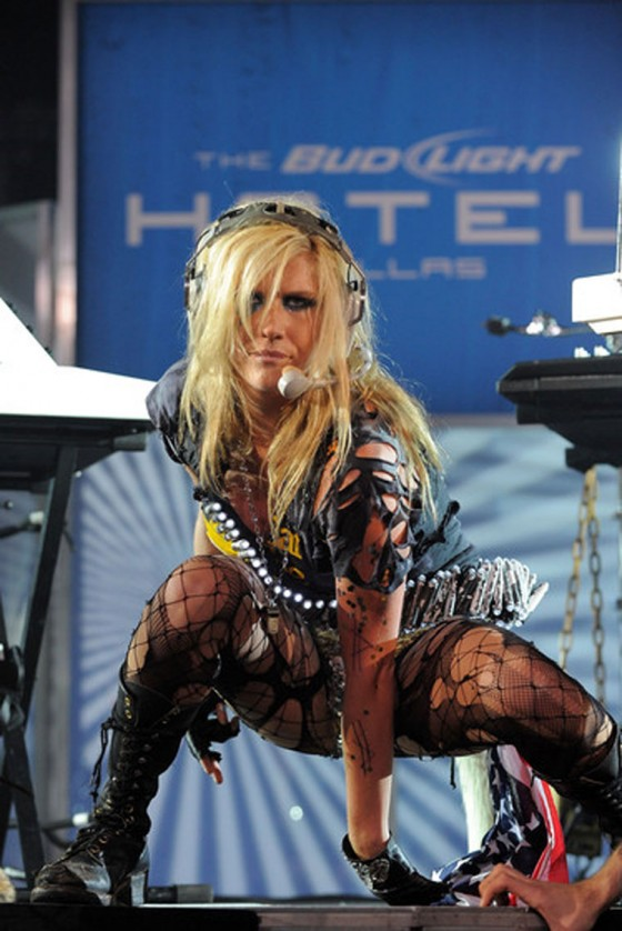 Ke$ha Postpones Japan Tour Dates