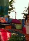 Kim Kardashian with a White Tiger Show Cleavage