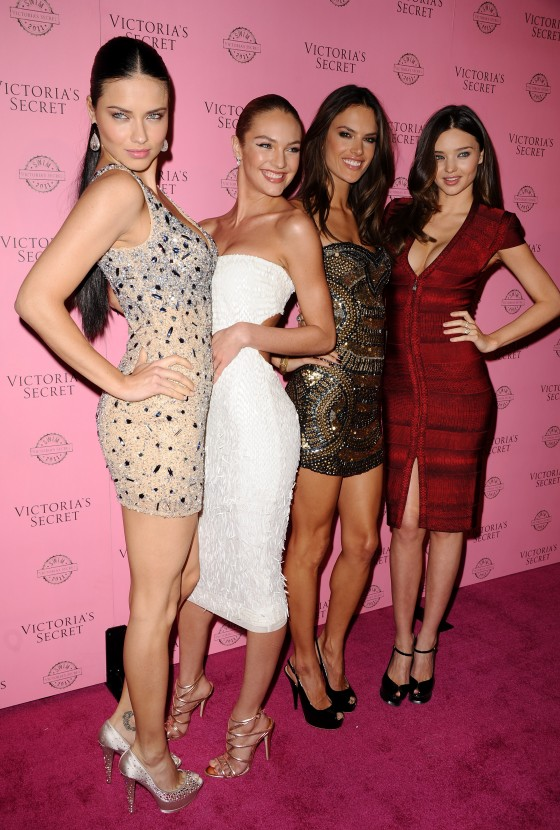 Victoria's Secret SWIM Collection Party in LA 2011