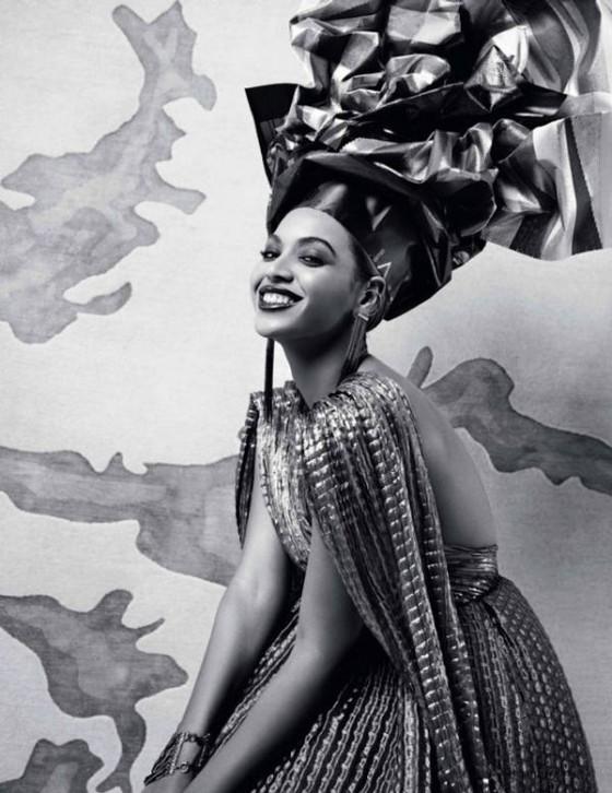 Beyonce – L Officiel Magazine France (March 2011)