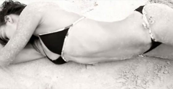 irina shayk hot bikini