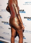 Jessica White at 2011 Rising Icons Awards