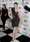 "Michelle Trachtenberg looks sheek at ""Take Me Home Tonight"" premiere"