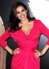 Kelly Brook - Candids at Lynx launch London