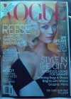 Newlywed Reese Witherspoon on May Vogue Cover