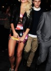 Pixie Lott - Leggy Candids at Aura Night Club