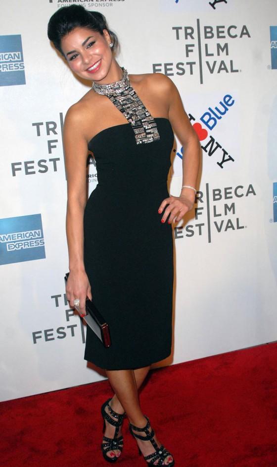Rima Fakih at Last Night premiere