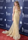 Taylor Swift at 46th Academy Of Country Music Awards