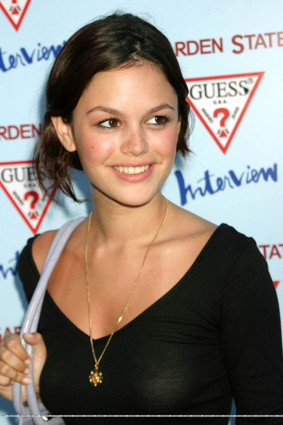 Rachel bilson see thru necessary words