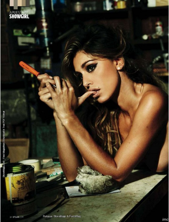 Belen Rodriguez – DT Magazine Spain (May 2011)