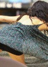 Vanessa Hudgens - Candids at Bowling In Studio City