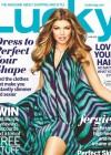 Flirty Fergie kicks up her heels in sassy new shoot for Lucky magazine
