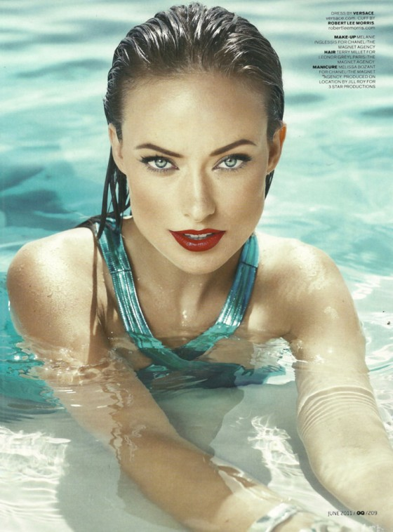 Olivia Wilde – GQ Magazine (June 2011)
