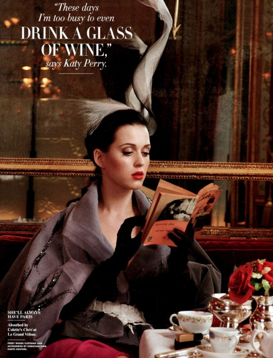 Katy Perry – Vanity Fair Magazine (June 2011)