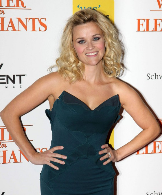 Reese Witherspoon Water For Elephants Sydney Premiere